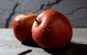 Clone of Fuji apples