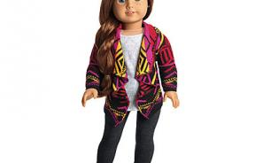 American Girl 'Girl of the Year' Doll 2013 Saige