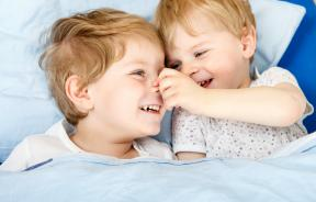 Study: Children Teach Siblings About World