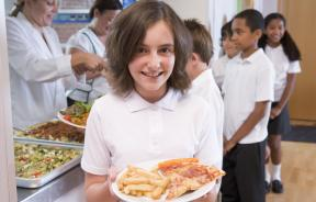 The Food Debate: Is Junk Food In Schools A National Security Issue?