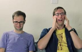 Watch These Guys Freak Out When Watching Childbirth For The First Time [VIDEO]