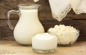 High-Fat Dairy Products