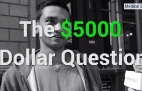 How $5,000 Would Make People On Wall Street Happiest