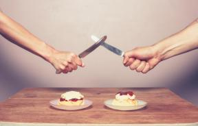 Fighting Couples Gain More Weight When Depressed