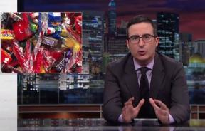 John Oliver Stands Up To Big Sugar