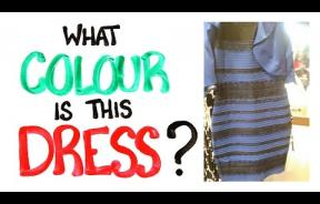The Dress Debate: Science Explains Why Some See Blue And Black And Others White And Gold