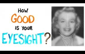 Marilyn Monroe Or Albert Einstein? Find Out How Good Your Eyesight Really Is
