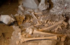 Bronze Age skeletal remains