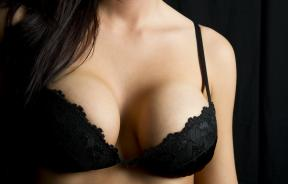 plastic surgery breast implant