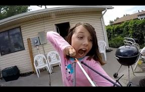 Tooth Extraction: Watch This 11-Year-Old Girl Use A Slingbow To Pull Out Her Own Tooth
