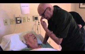 True Love Lasts: 92-Year-Old Man Serenades Dying Wife On Hospital Bed