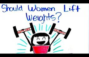 Lift Weights To Lose Weight: Strength Training Boosts Metabolic Rate, Mobility In Women