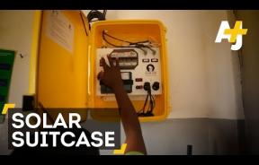 'Solar Suitcase' Helps Women Give Birth In Africa, Treats Medical Emergencies In The Dark
