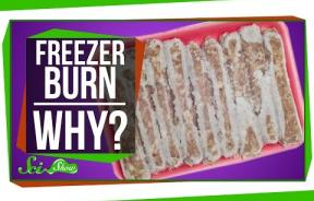 What's The Deal With Freezer Burn? Frozen Food Accumulates Ice Crystals, But It's Still OK To Eat