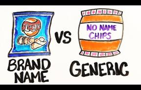 Brand Names vs. Generic: How Food And Drugs Differ In Quality