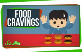 Got A Sweet Tooth? Here's The Psychology Behind Food Cravings