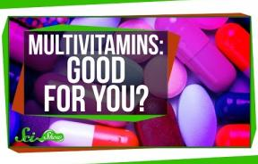 Are Multivitamins Actually Good For You? Eating A Well Balanced Diet Is More Important