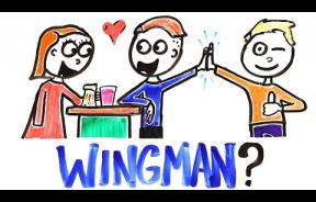 A Wingman Is Necessary On Your Night Out; What Is The Cheerleader Effect?