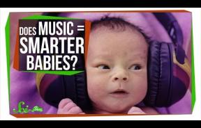 The 'Mozart Effect' And Why Music Won't Make Your Baby Any Smarter